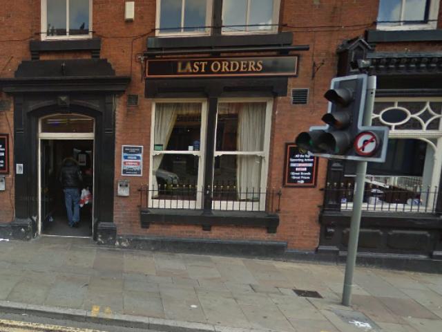 Last Orders Blackburn