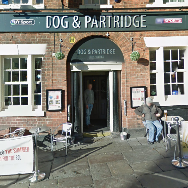 Dog & Partridge