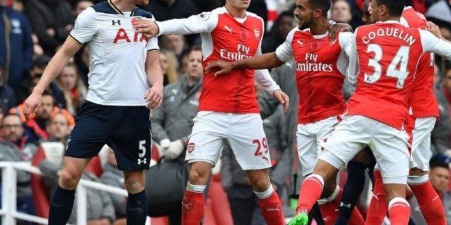 Arsenal and Tottenham's Best Clashes