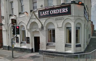 Last Orders Barrow
