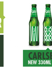Carlsberg on the house